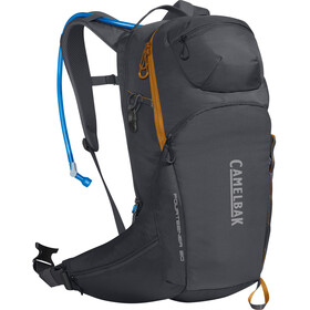 CamelBak Fourteener 20 Protector de pecho, charcoal/rust orange